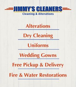 Jimmy's Cleaners