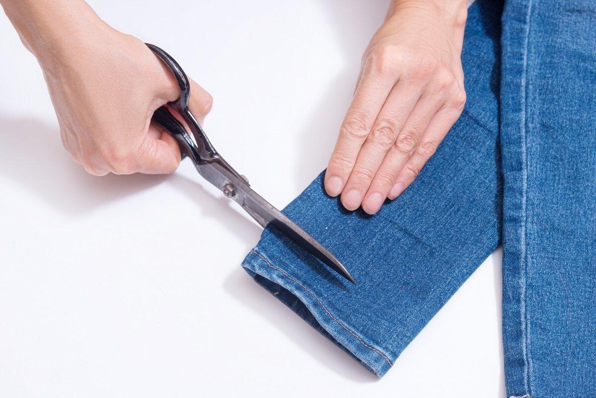 Pants Hem